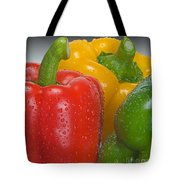 Colorful Trio Tote Bag