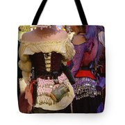 Colorful Wenches Tote Bag