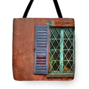 Colorful Window Tote Bag
