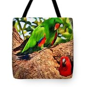 Colorfully Bright Tote Bag