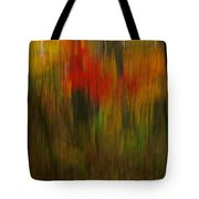 Coloring The Woods Tote Bag