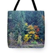 Colors Are Starting To Pop Tote Bag