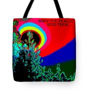 Colors Are There Tote Bag