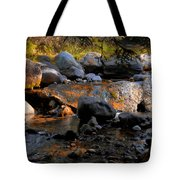 Colors Changing Tote Bag