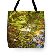 Colors Collide Tote Bag