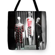 Colors From The Other Side Tote Bag