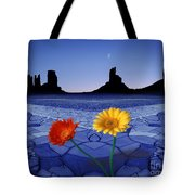 Colors In The Valley Tote Bag