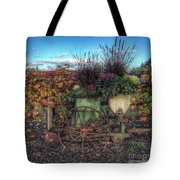Colors Of Autumn Tote Bag