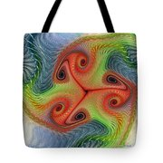 Colors Of Delight Tote Bag
