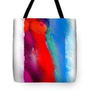 Colors Of Erotic 2 Tote Bag