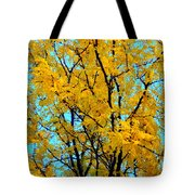 Colors Of Fall - Smatter Tote Bag