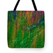 Colors Of Grass Tote Bag