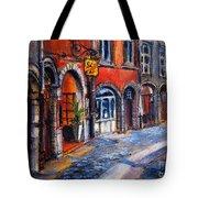 Colors Of Lyon 2 Tote Bag