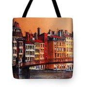 Colors Of Lyon I Tote Bag