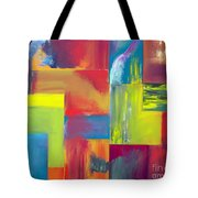 Colors Of Mother Earth Tote Bag