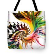 Colors Of Passion Tote Bag