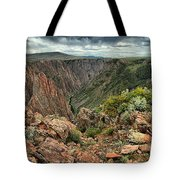 Colors Of The Black Canyon Tote Bag
