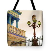 Colors Of The Capitol Hill Tote Bag