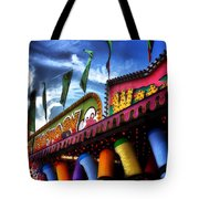 Colors Of The Midway 2 Tote Bag
