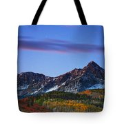 Colors Of The Night Tote Bag