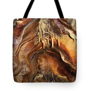 Colors Of The Ohio Caverns Tote Bag