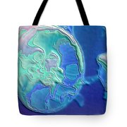 Colors Of The Sea 2 Tote Bag