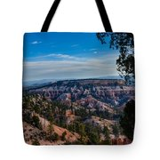 Colors Of Time Tote Bag