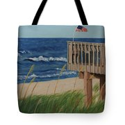 Colors On The Breeze Tote Bag
