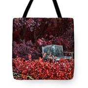 Colorspace Tote Bag