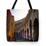 Colosseum Interior Tote Bag