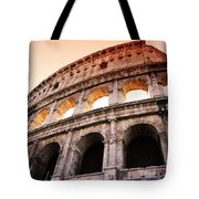 Colosseum Italy Tote Bag