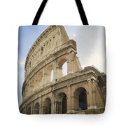 Colosseum Rome, Italy Tote Bag by Allyson Scott