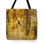 Colossians 1 26 Tote Bag