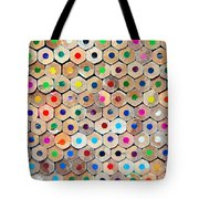 Colour 4 Tote Bag