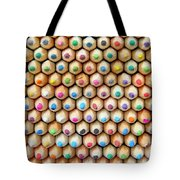 Colour 6 Tote Bag