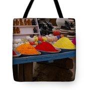 Coloured Powder Tote Bag