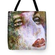 Coloured Woman Tote Bag