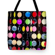 Colourful Circles Tote Bag