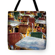 Colourful Confusion Tote Bag