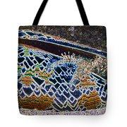 Colourful Crab Tote Bag