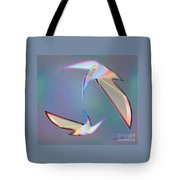 Colourful Plumage  2 Tote Bag