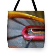 Colourful Rush Tote Bag