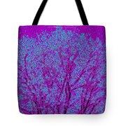 Colourful Silhouette Tote Bag
