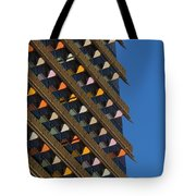 Colours In The Sky Tote Bag