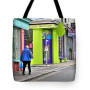 Colours Of Brighton Tote Bag