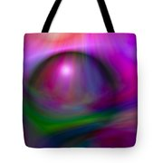 Colours Of Creation 2 Tote Bag