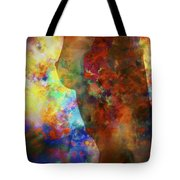 Colours Of Eve Tote Bag
