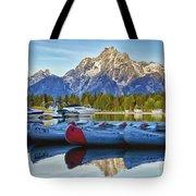 Colter Bay Tote Bag
