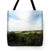 Columbia National Widlife Refuge Tote Bag