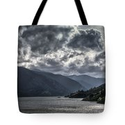 Columbia River Tote Bag